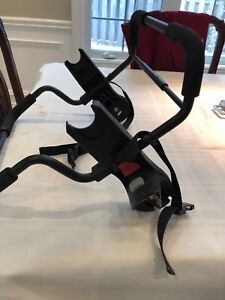 Peg Perego City Select stroller  car seat adapter