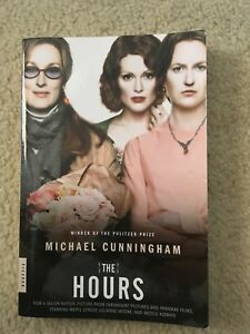 The Hours - Michael Cunningham - $5