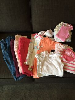 Baby girl bundle size 0 and big 00 Tapping Wanneroo Area Preview