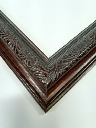 16 x 20 in. Decorative Cherry Wood Frame