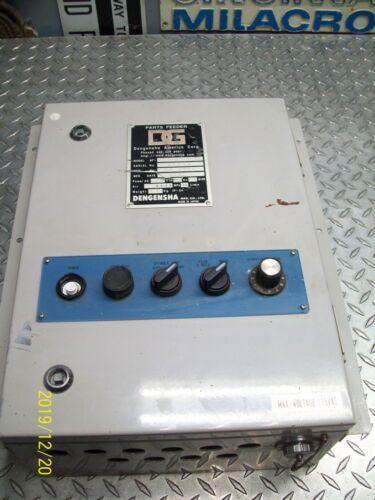 Dengensha Af-vnw-s8-drlh Vibratory Parts Feeder Control Box