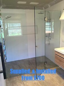 $550 Frameless shower screen installed in Sydney Minchinbury Blacktown Area Preview