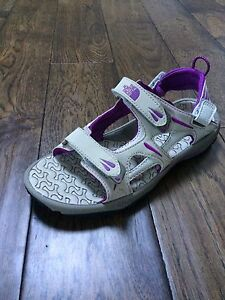 Brand new never worn North Face  sandals