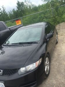 2009 Honda Civic manual