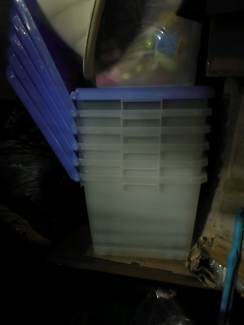 XLARGE durable  storage box