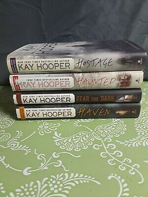 Lot 4 Kay Hooper HB Bishop / Special Crimes Unit Novels