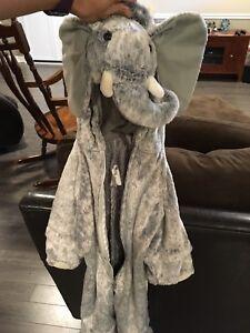 Elephant costume size 4-6 years