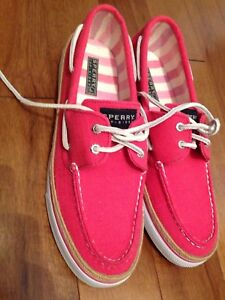 Sperry top sider shoes- never worn