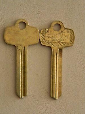 Best Falcon Ic Core Key Blanks - 2 Blanks - L Keyway