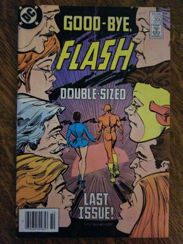 Flash (1959) #350 - Fine - Newsstand