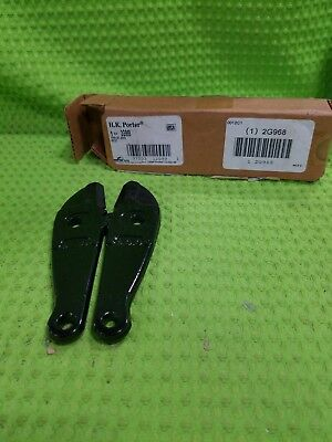 Hk Porter 0012c Replacement Cutting Jaws For 0090 14 Bolt Cutter