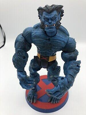 "Marvel Legends 2003 Series 4 The Beast X-Men 6"" Loose Figure Mint Rare Nice👍"