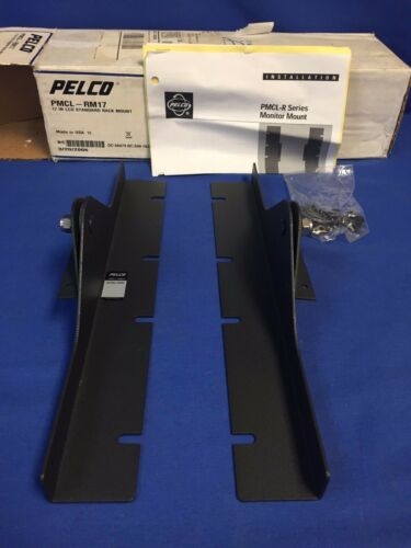 Pelco  PMCL-RM17  17 IN LCD Standard Rack Mount