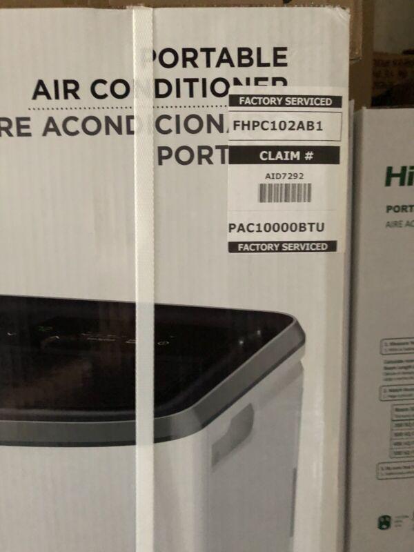 Frigidaire Portable Air Conditioner Remote FHPC102AB1  400 SqFt 10,000 BTU