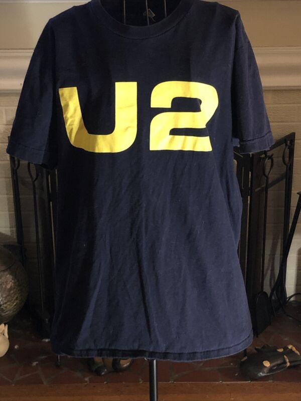 U2 2018 Tour T-shirt  Shirt ROCK MUSIC Experience Innocence Live Size Large
