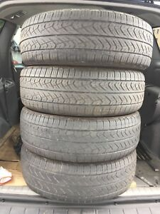 4-225/65R17 Yokohama all season
