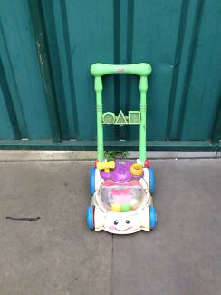 Toy lawn mower  Lockleys West Torrens Area Preview