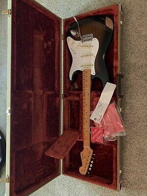 Fender Classic Series '50s Stratocaster Lacquer, 2-Color Sunburst, Blem, w/case