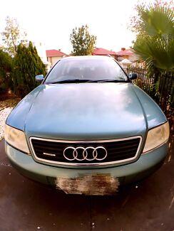 For Seles Audi A6