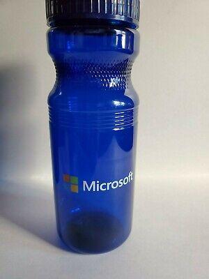 blue BPA FREE Opalescence whitening Water bottle