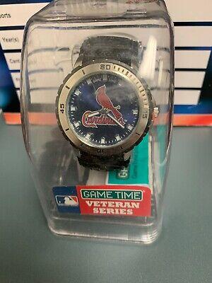 Series Mlb Watch - OFFICIAL MLB Saint Louis Cardinals Veteran Series Watch