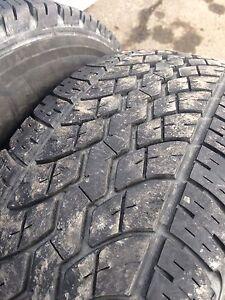 4 pneus lt 31/10.50r15 yokohama en bonne etat