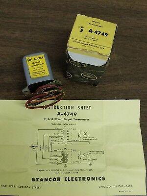 Nos Stancor Hybrid Transformer A 4749