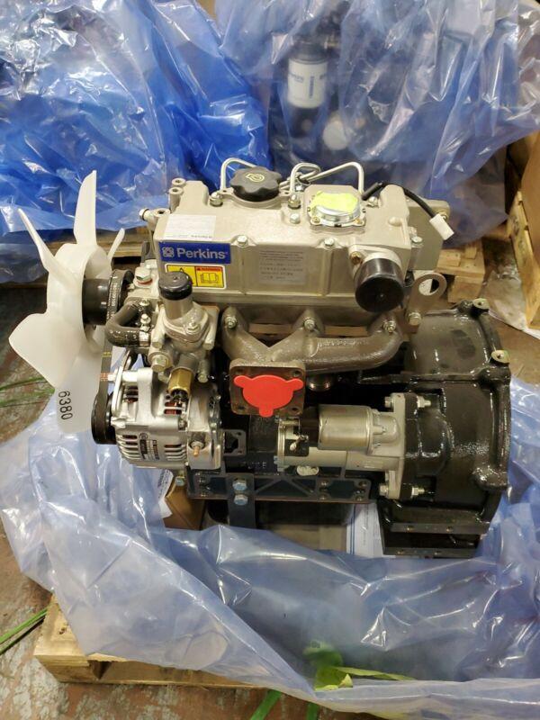 NEW Perkins 3 Cylinder 403F Diesel Engine