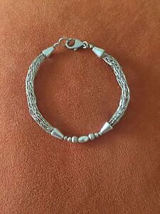 Sterling Silver Bracelet Booragul Lake Macquarie Area Preview