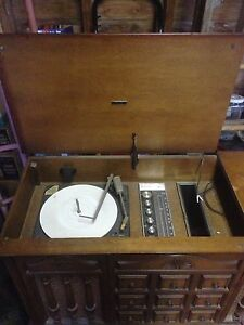 Vintage zenith record/stereo