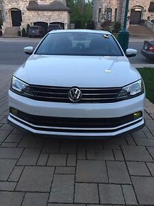 Volkswagen Jetta tsi 2016 lease takeover 385 tax in!!!