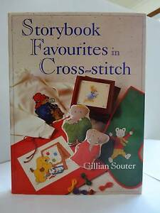 Storybook Favourites in Cross-stitch Ulverstone Central Coast Preview
