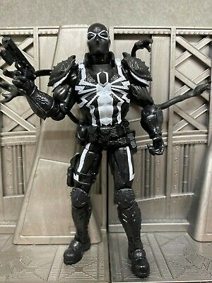 "Marvel Legends Hasbro Walgreens Exclusive Agent Venom 6"" Spider-man Figure"