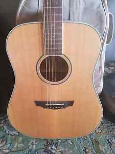Parkwood guitar. Perfect condition Greenacre Bankstown Area Preview