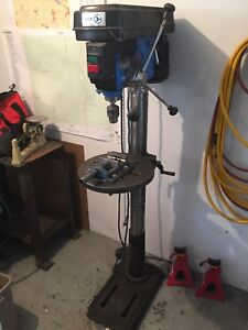 Jet Industrial Stand Up Drill Press