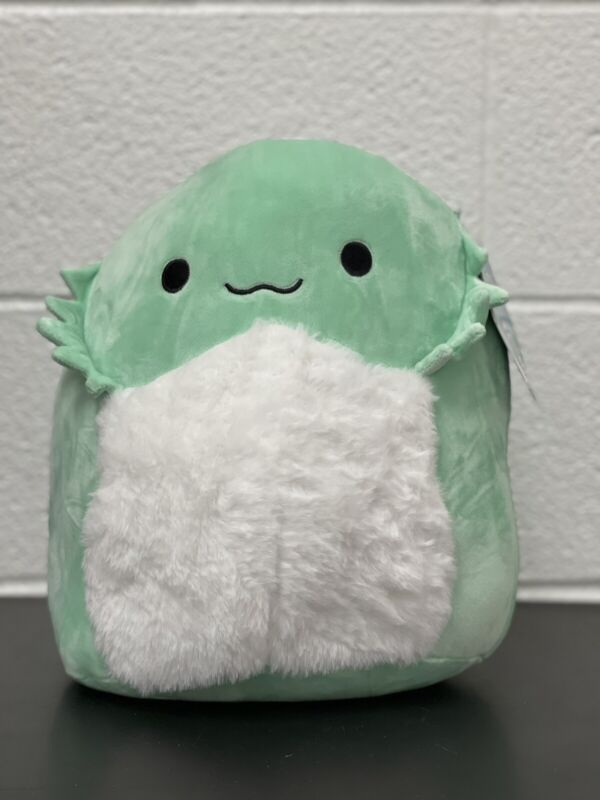 """Squishmallow 11"""" Abe The Bearded Dragon 2021 NWT Target Squishmallows"""