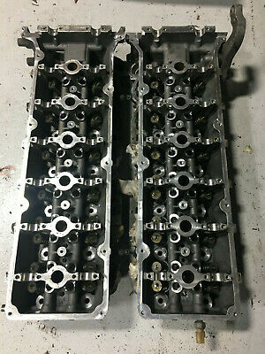 Aston Martin 5.9 V12 Cylinder Heads Out of 2002 Vanquish