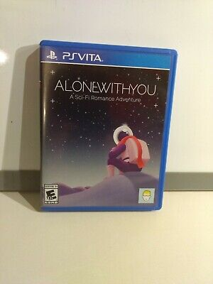 Alone With You PlayStation Vita game - LIMITED RUN GAMES