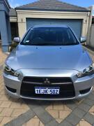 Mitsubishi Lancer 2008 ES Sedan Canning Vale Canning Area Preview