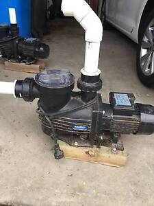 """Waterco Superstream 100 / 2"""" pool pump Brighton Bayside Area Preview"""