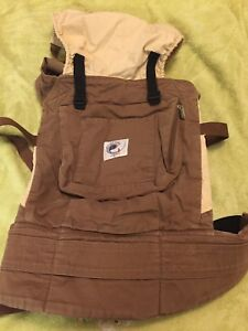 Ergo Baby Carrier and Insert -Sold pending pick up
