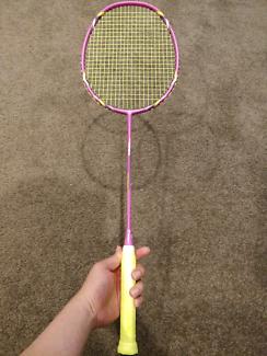 Professional Badminton Racket Racquet Heroes 30 - Protech Sports