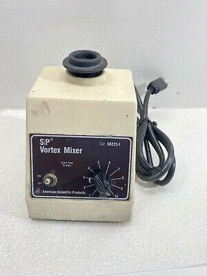 Baxter Sp Vortex S8223-1 Mixer Touch Mode