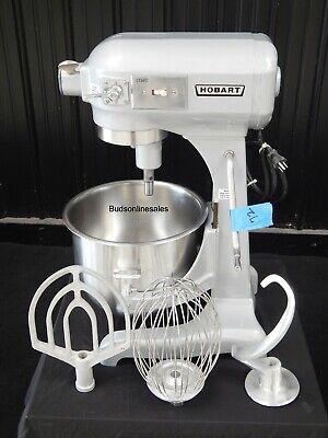 Hobart 20 Qt Mixer 20qt Quart Dough Pizza Bakery Bread A200 A-200