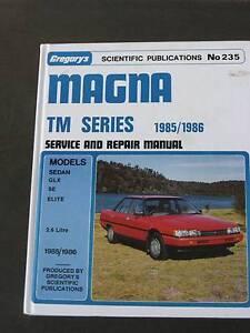 Gregorys Magna TM Service and Repair Manual Murray Bridge East Murray Bridge Area Preview