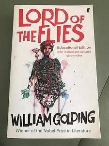 Lord of the Flies by William Golding Aspendale Gardens Kingston Area Preview