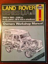 Land Rover Strathalbyn Alexandrina Area Preview