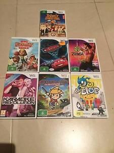 Wii Games (7) Heathmont Maroondah Area Preview