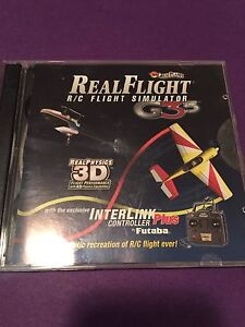 R/C flight simulator (for pc)