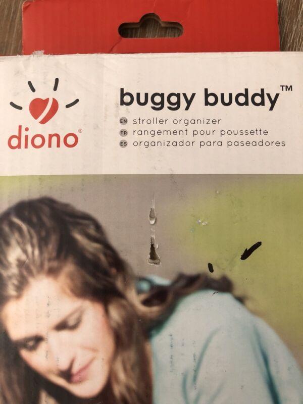 Buggy Buddy Stroller Organizer Attachment Black NEW* NIB* by Diono